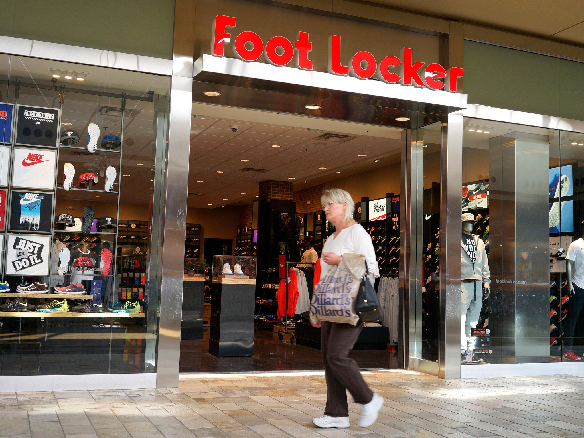 French Connection Foot Locker among stores named and shamed by HMRC