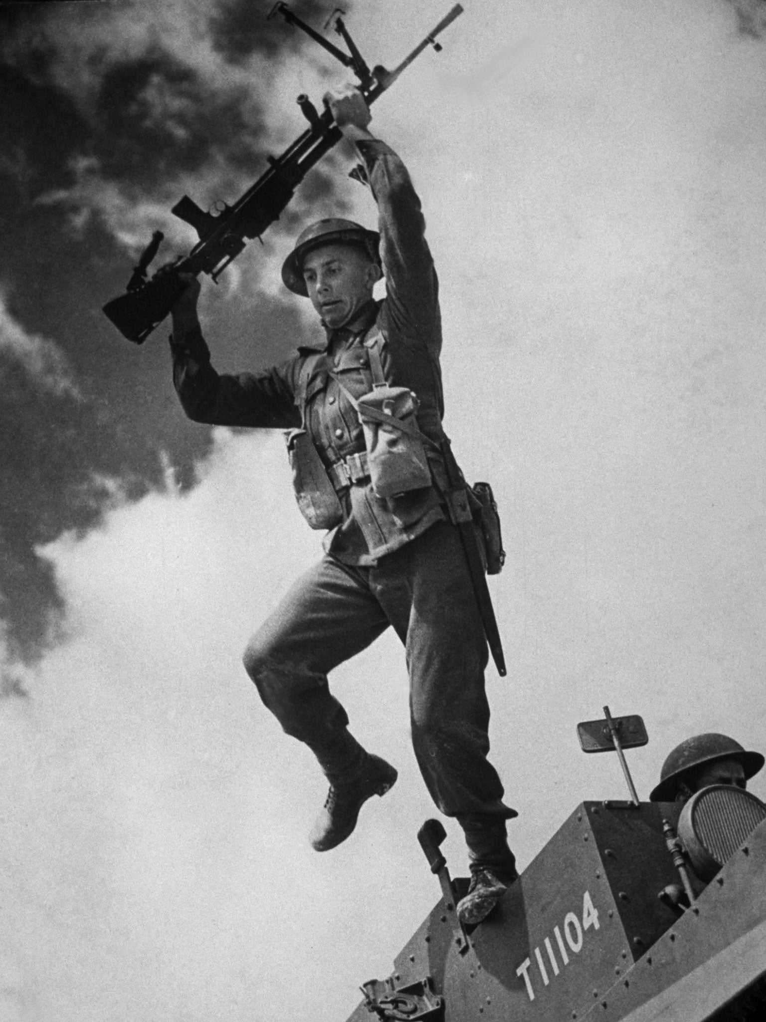 Wojtek: The bear who fought Hitler's Nazis | The Independent