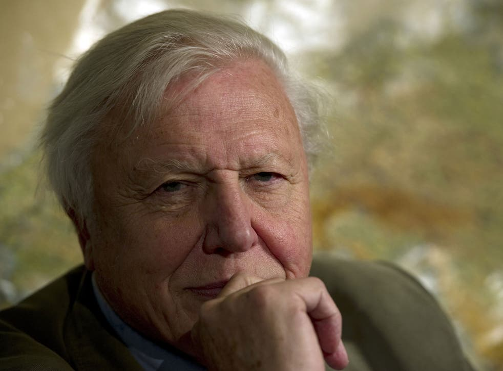 Sir Attenborough is steadfastly committed to progressive gender politics