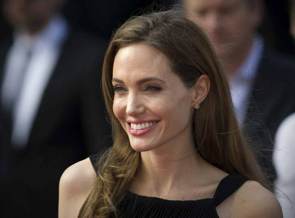 'Knowledge is power': Angelina Jolie has written about her preventive surgery