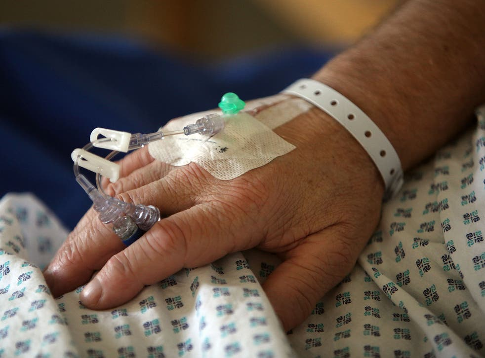 Data indicates that the UK is still behind its European counterparts in treating cancer