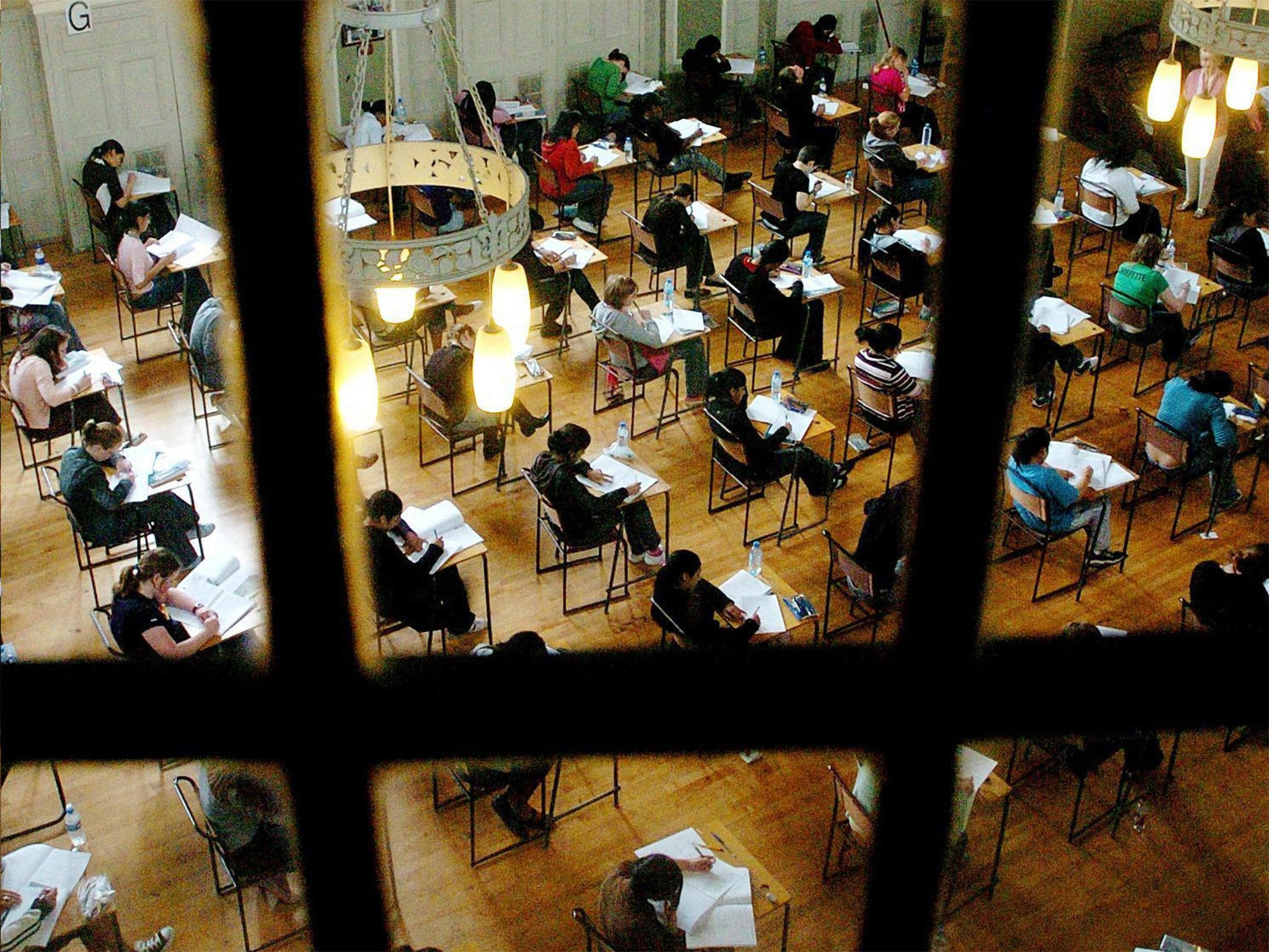 Grammar schools are a racket that offers the middle classes a public school education for free