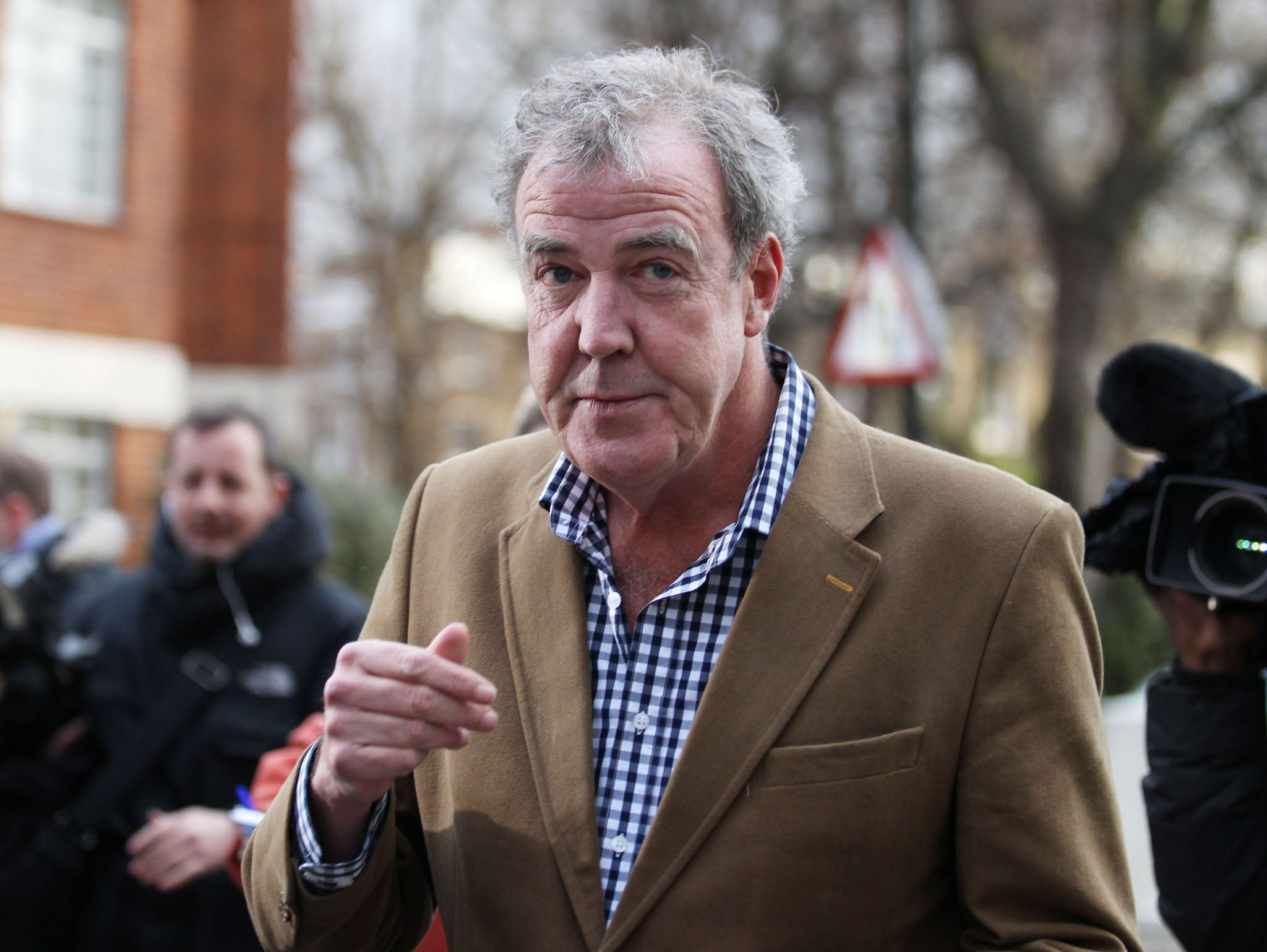 jeremy clarkson 39 s 39 fracas 39 immortalised on plaque at hotel where it happened the independent. Black Bedroom Furniture Sets. Home Design Ideas