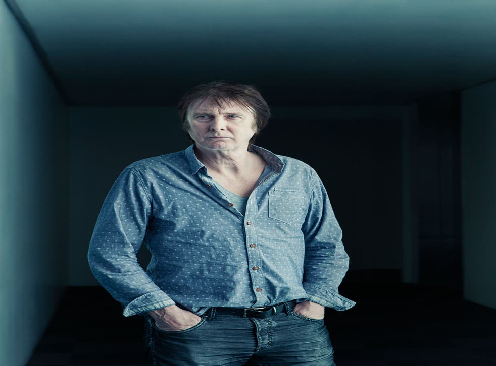 Threlfall says: 'I am a guardian of the reality keys. I think I drive directors nuts'