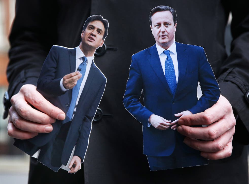 The two main party leaders will be interviewed separately on Thursday night's programme
