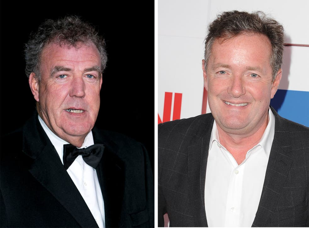 Piers Morgan has penned an open letter to ex-Top Gear presenter Jeremy Clarkson.