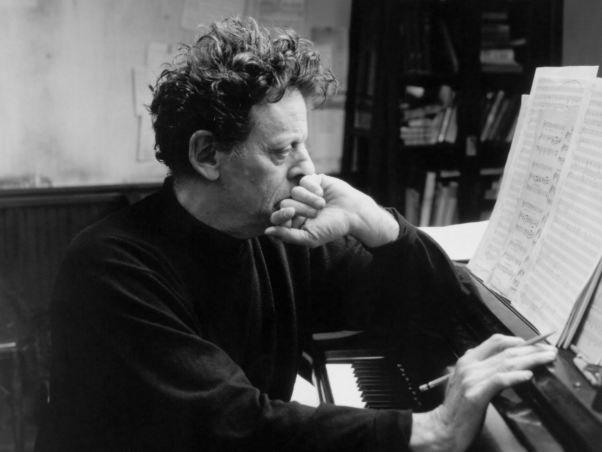 Words without music by philip glass book review songs in the key of