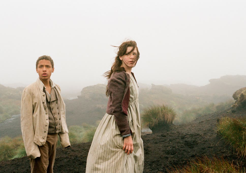 child in wuthering heights