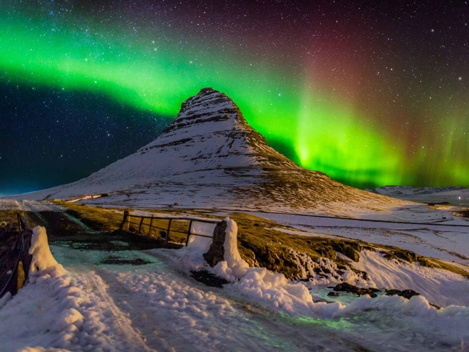 Marvelous Iceland: The Northern Lights And Orcas In The Wild