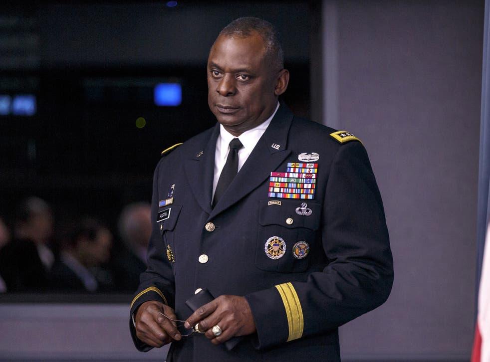 <p>Biden's pick for Defense Secretary, General Lloyd Austin, was announced this week</p>