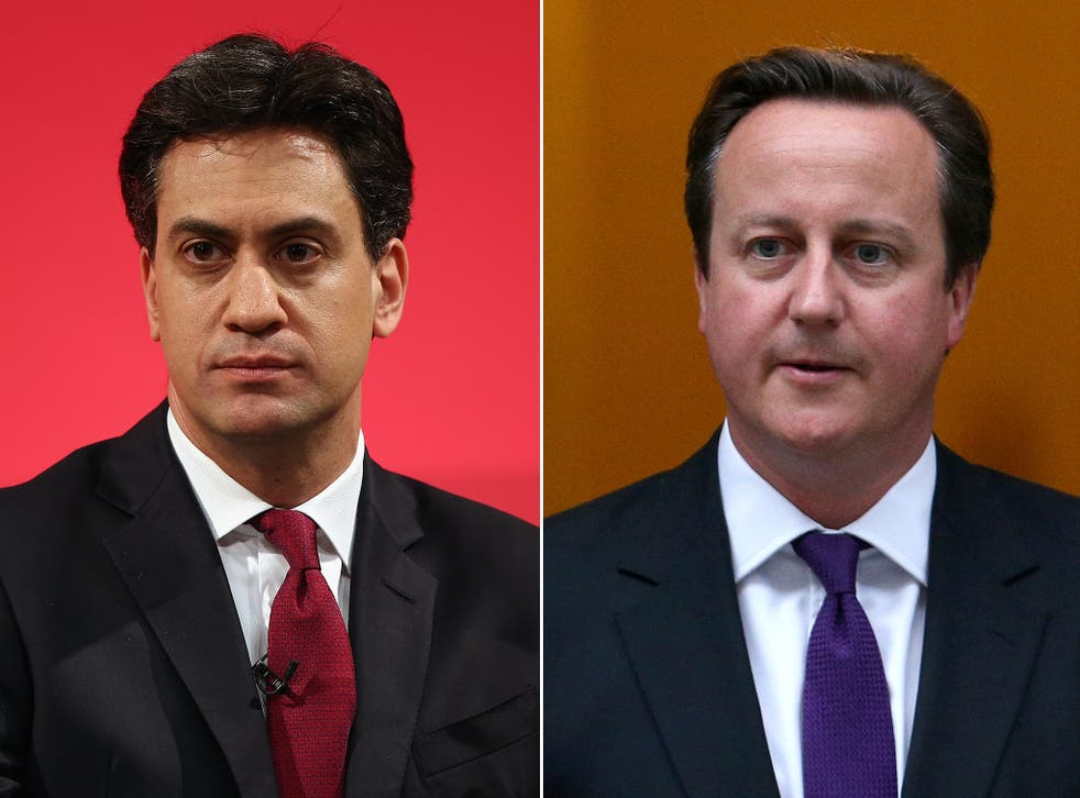 Ed Miliband and David Cameron will be interviewed tonight.