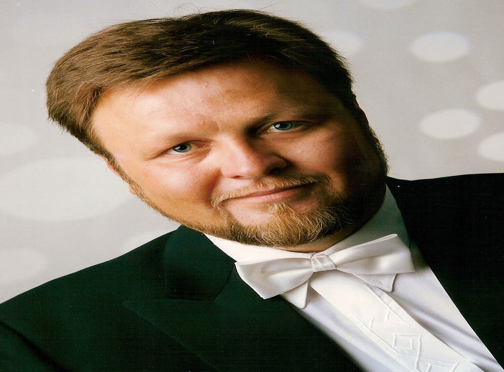 Bryjak: he was due to perform at the Bayreuth Festival later this year