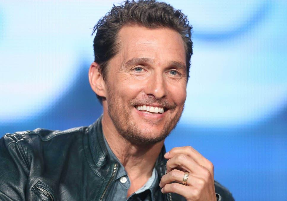 Matthew McConaughey 'secret' YouTube account with just 8,000