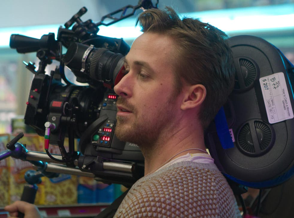 The place beyond the lines: Ryan Gosling leaves the acting to others as he directs 'Lost River'