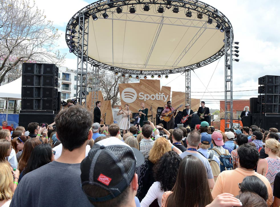 At this year's  SXSW festival in Austin, Texas