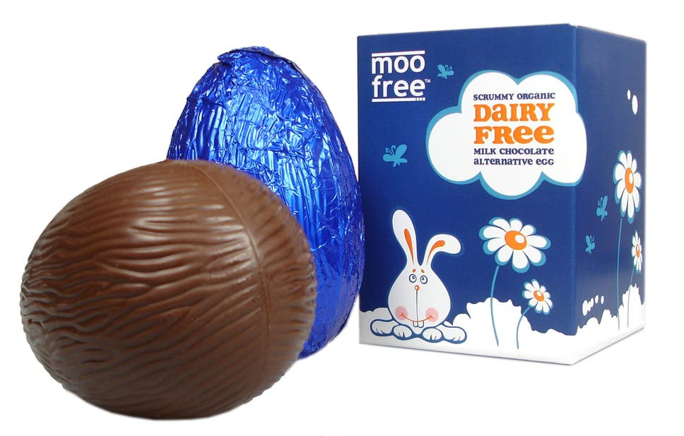 Easter 2015 7 best dairy free eggs the independent click to follow the independent online being dairy free negle Images