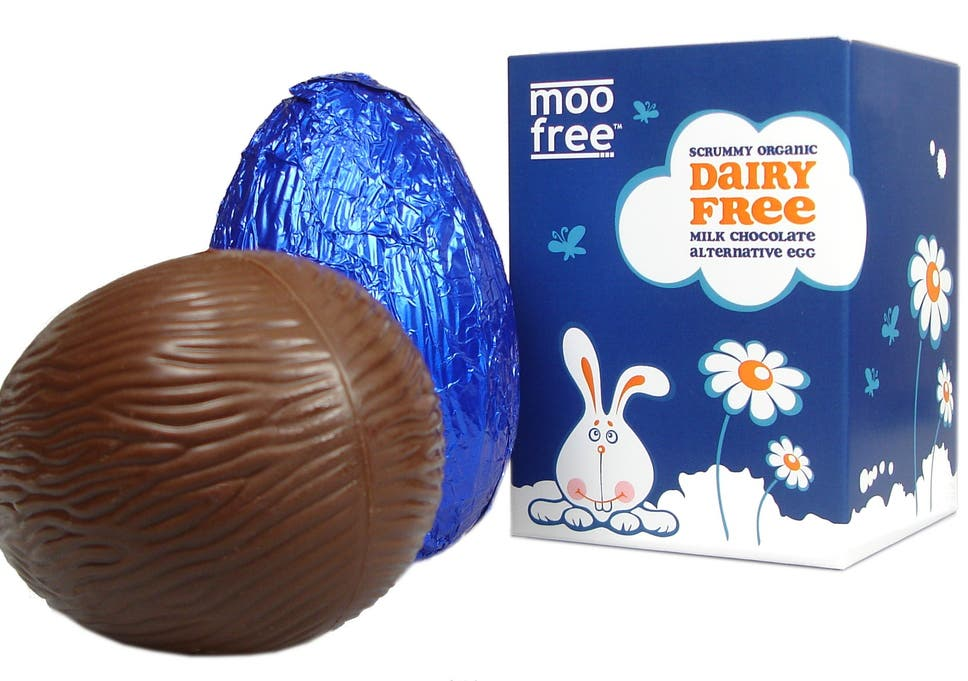 Easter 2015 7 best dairy free eggs the independent click to follow the independent online being dairy free negle Gallery