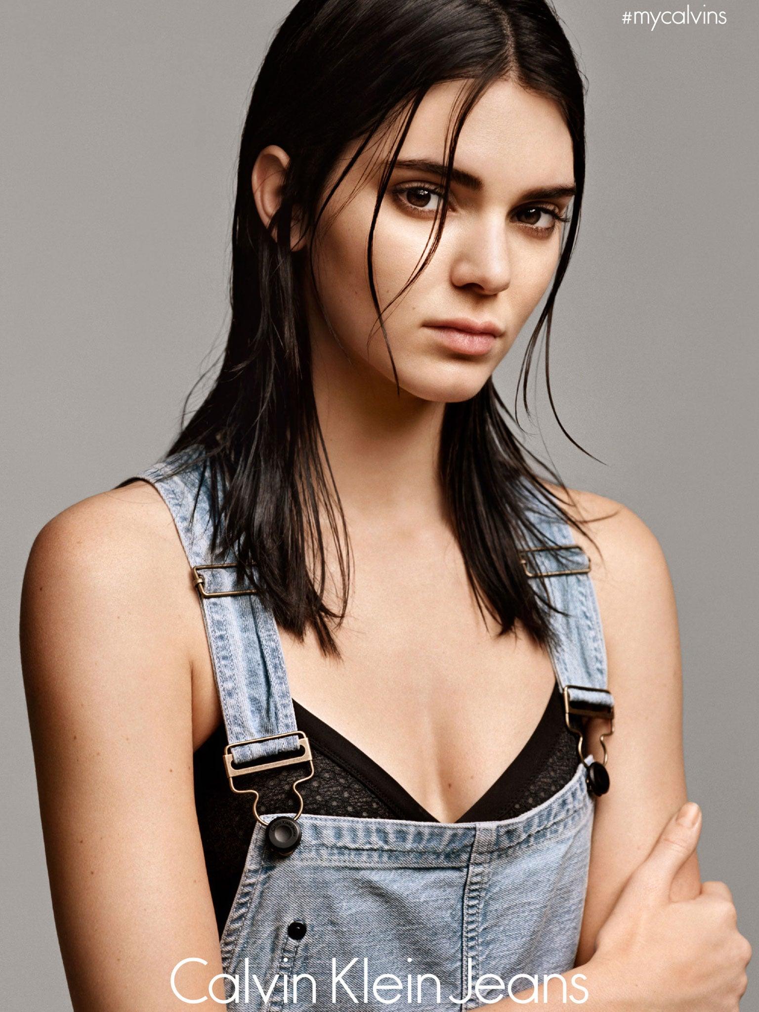 Kendall Jenner Lands Calvin Klein Jeans Campaign