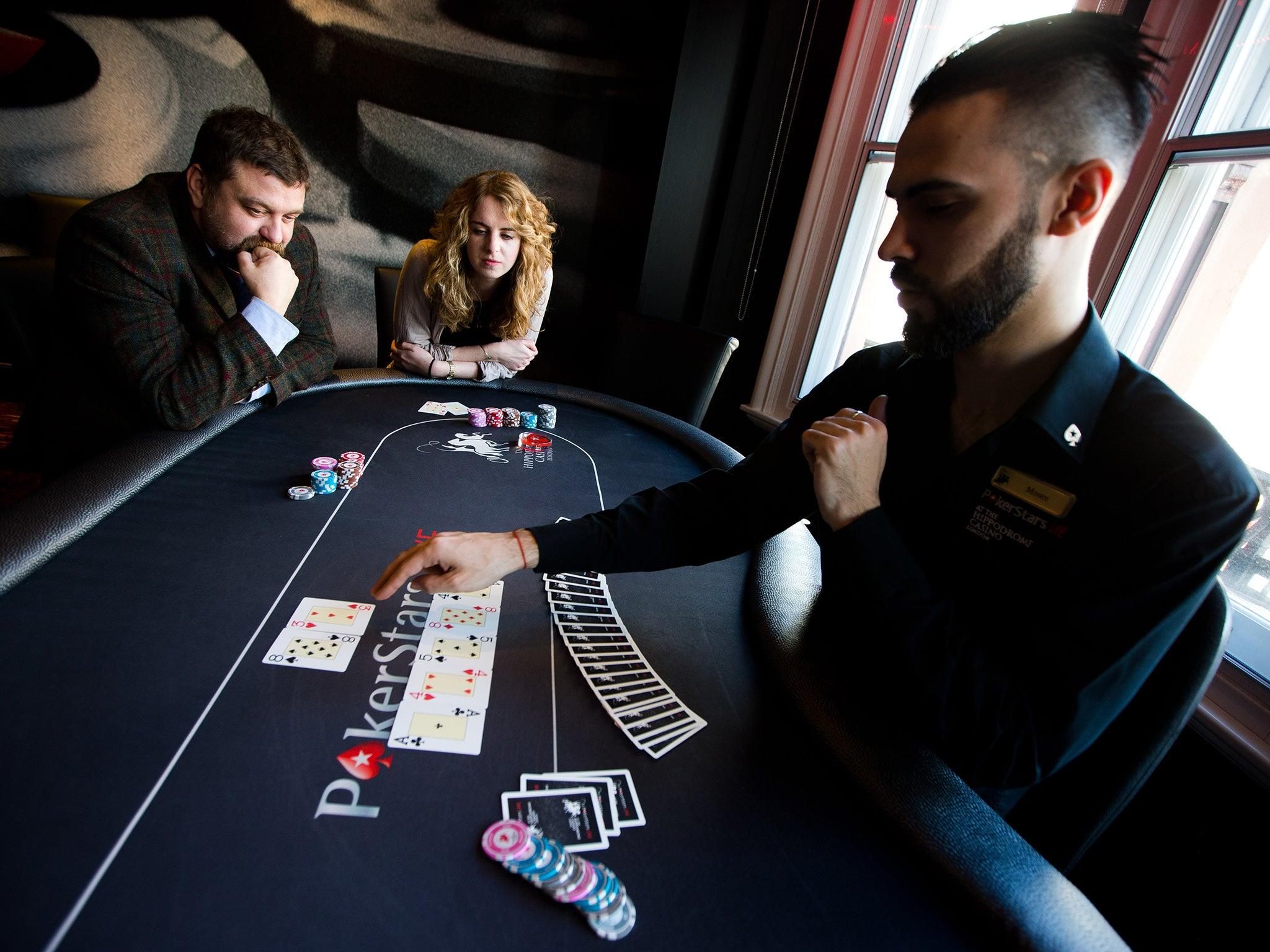 Uk poker tax laws rent craps table michigan