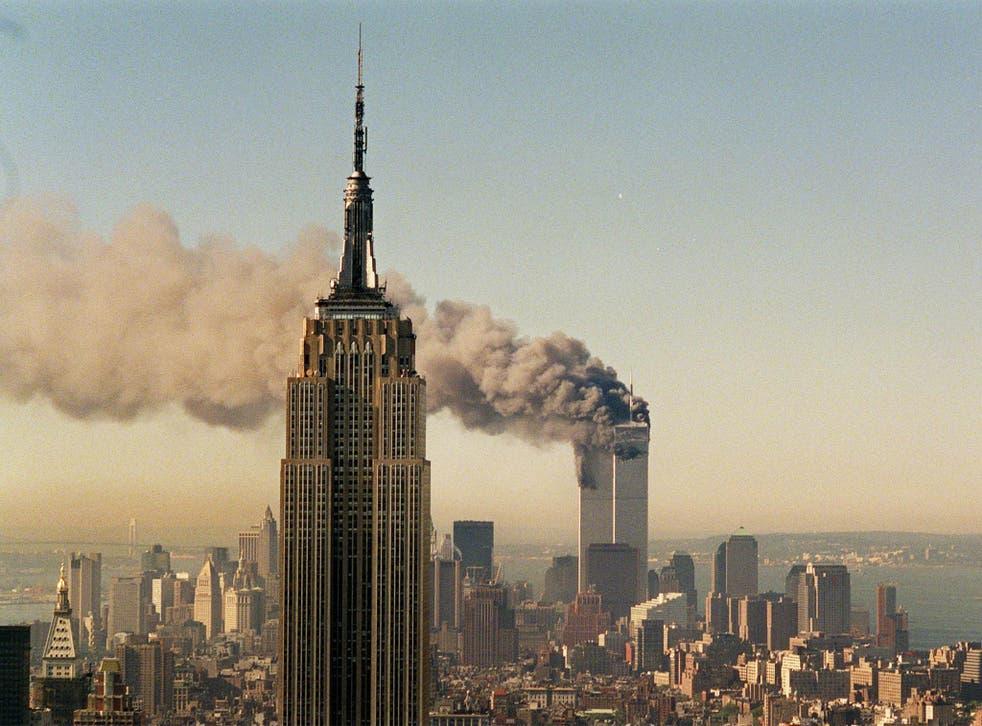 New York's 110-storey World Trade Center