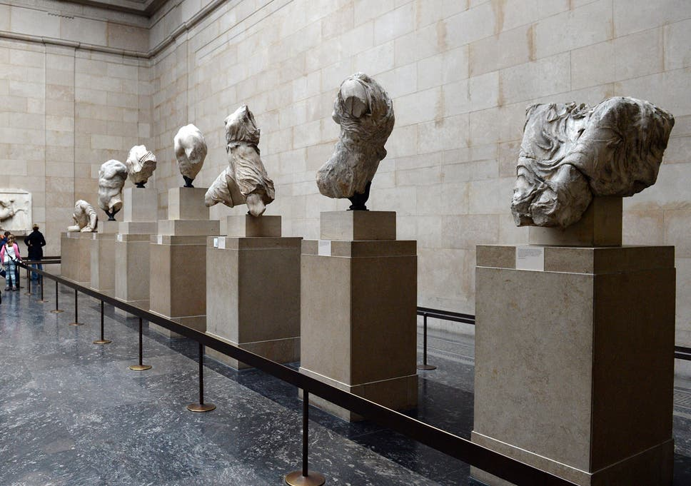british museum offers to lend elgin marbles back to greece the
