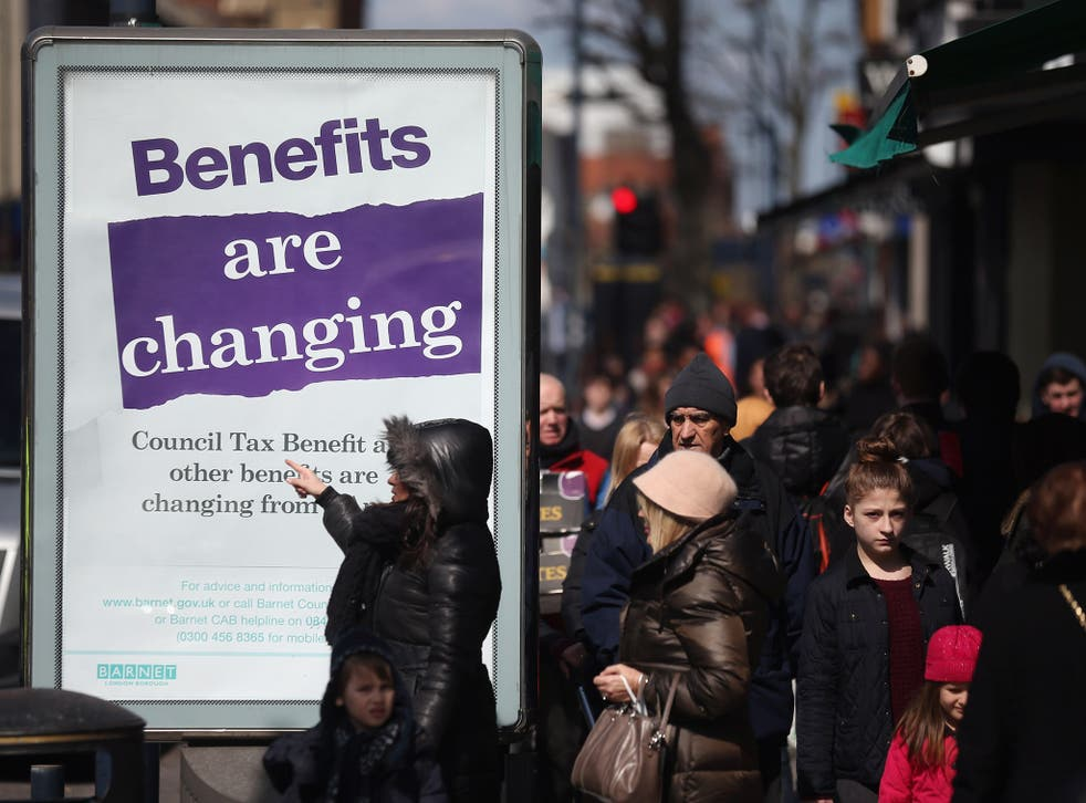 The Tories are aiming to meet George Osborne's commitment to save £12bn from the welfare budget by 2017-18