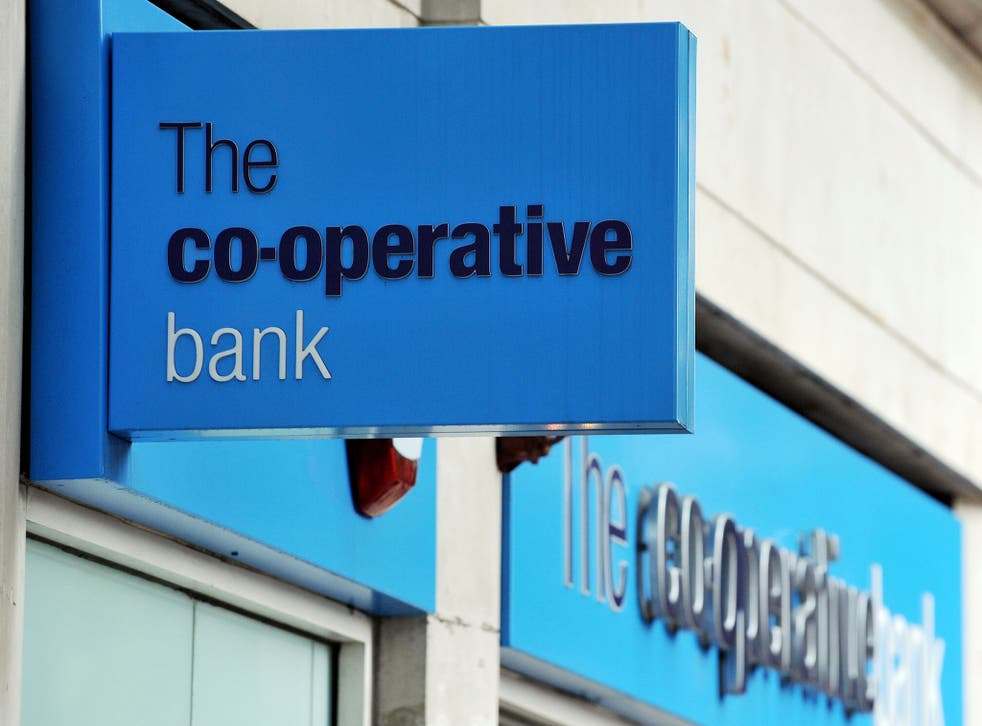 Co-op Bank almost went under in 2013 when under previous management