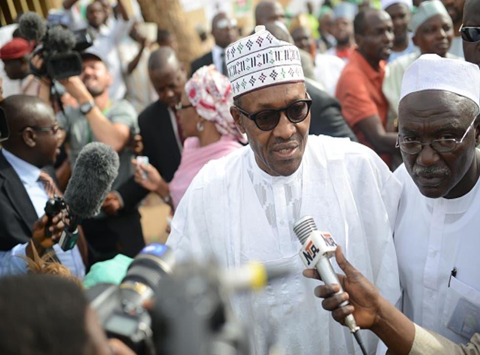 Muhammadu Buhari won convincingly
