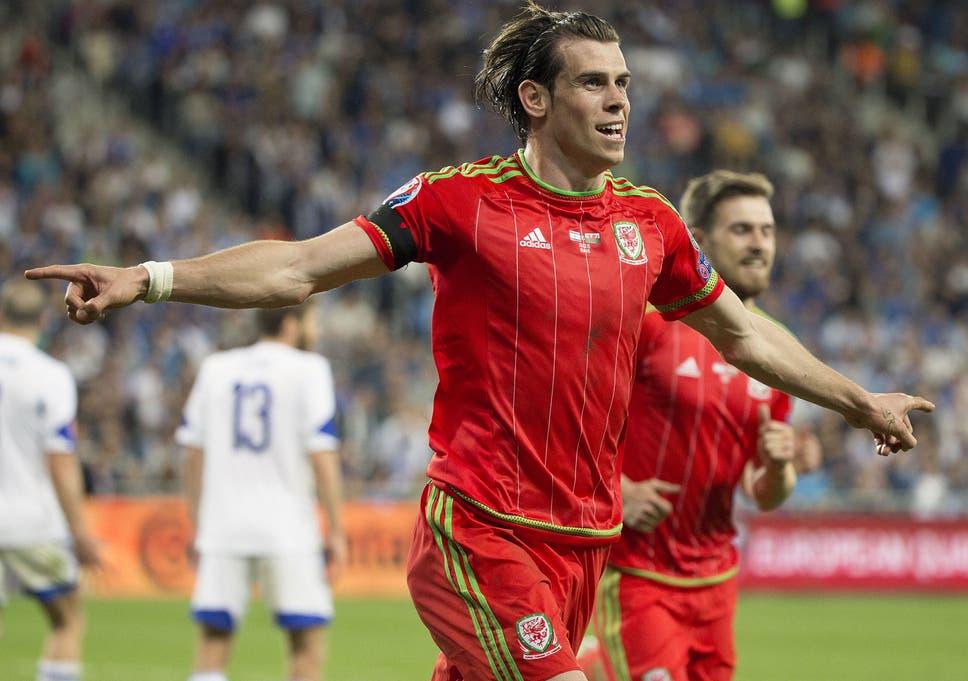 38e5a110e82 Israel vs Wales match report: Gareth Bale puts Real Madrid woes ...