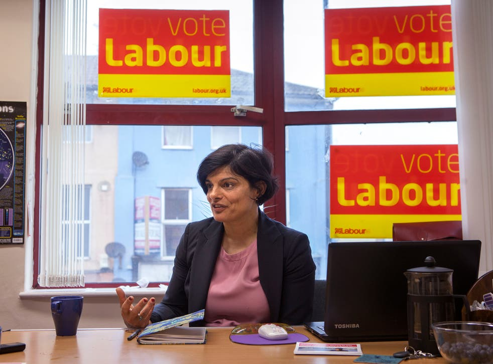 <p>Labour's Thangam Debbonaire criticised the weakened policy</p>