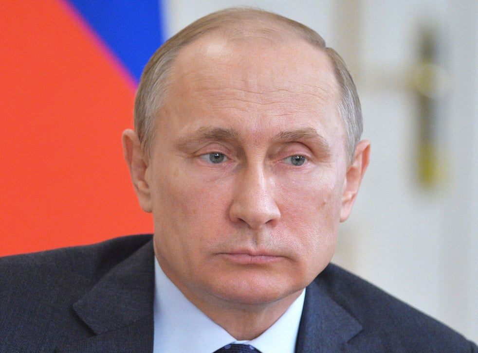 Vladimir Putin Says Russia Will Fight For The Right Of Palestinians To Their Own State The Independent The Independent