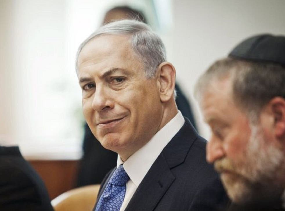 Benjamin Netanyahu told his cabinet that the deal to be agreed on in Switzerland over Iran's nuclear future is 'dangerous to humanity'