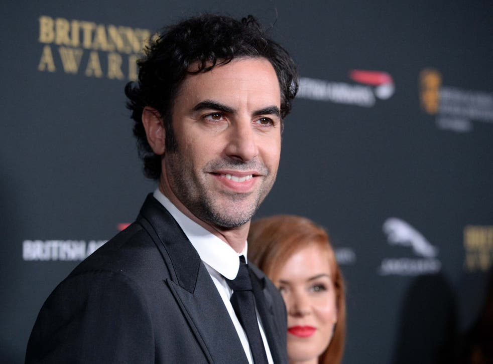Sacha Baron Cohen is definitely not involved in the Freddie Mercury biopic, Brian May has confirmed