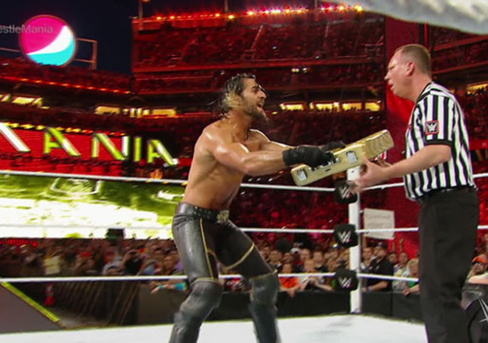 WrestleMania 31 results: Seth Rollins stuns WWE as he cashes