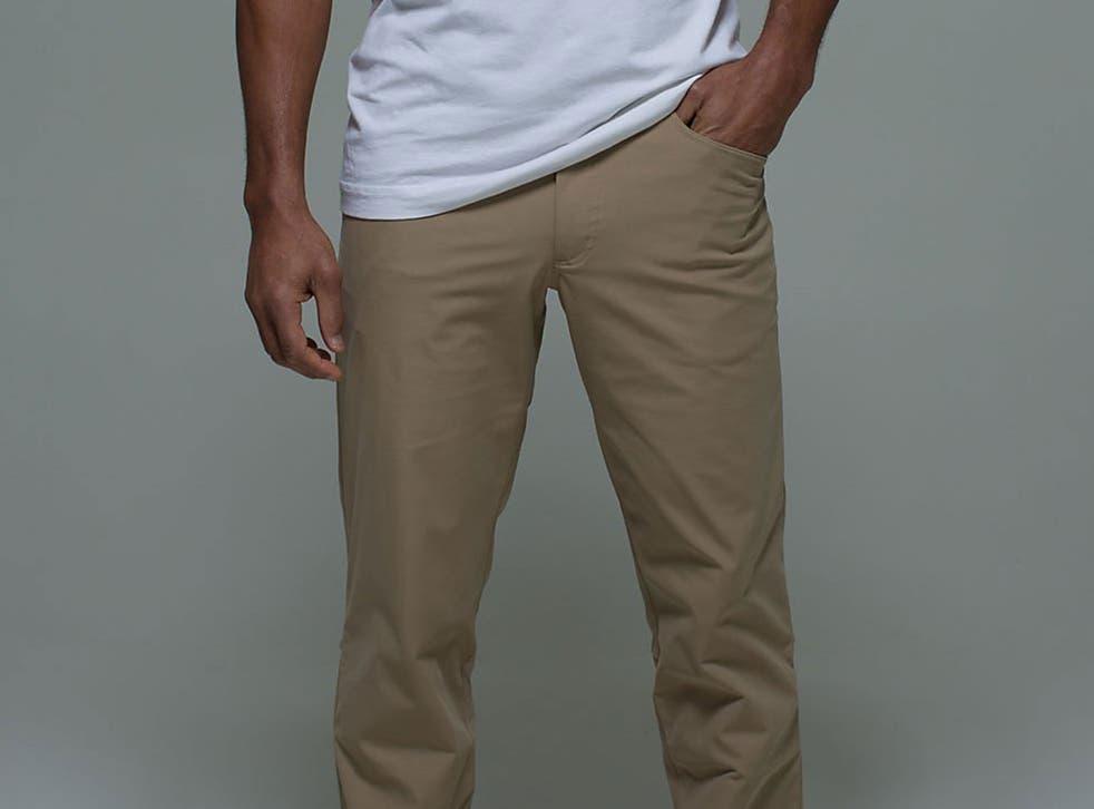 Lululemon's ABC trousers