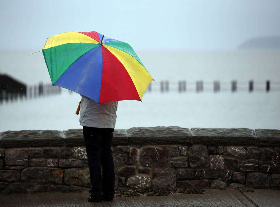 Bright skies could turn grey as April Showers and unpredictable weather loom