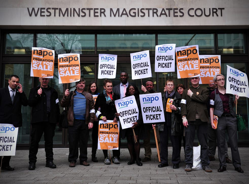 The Napo probation union have said that many staff now face redundancy and job insecurity