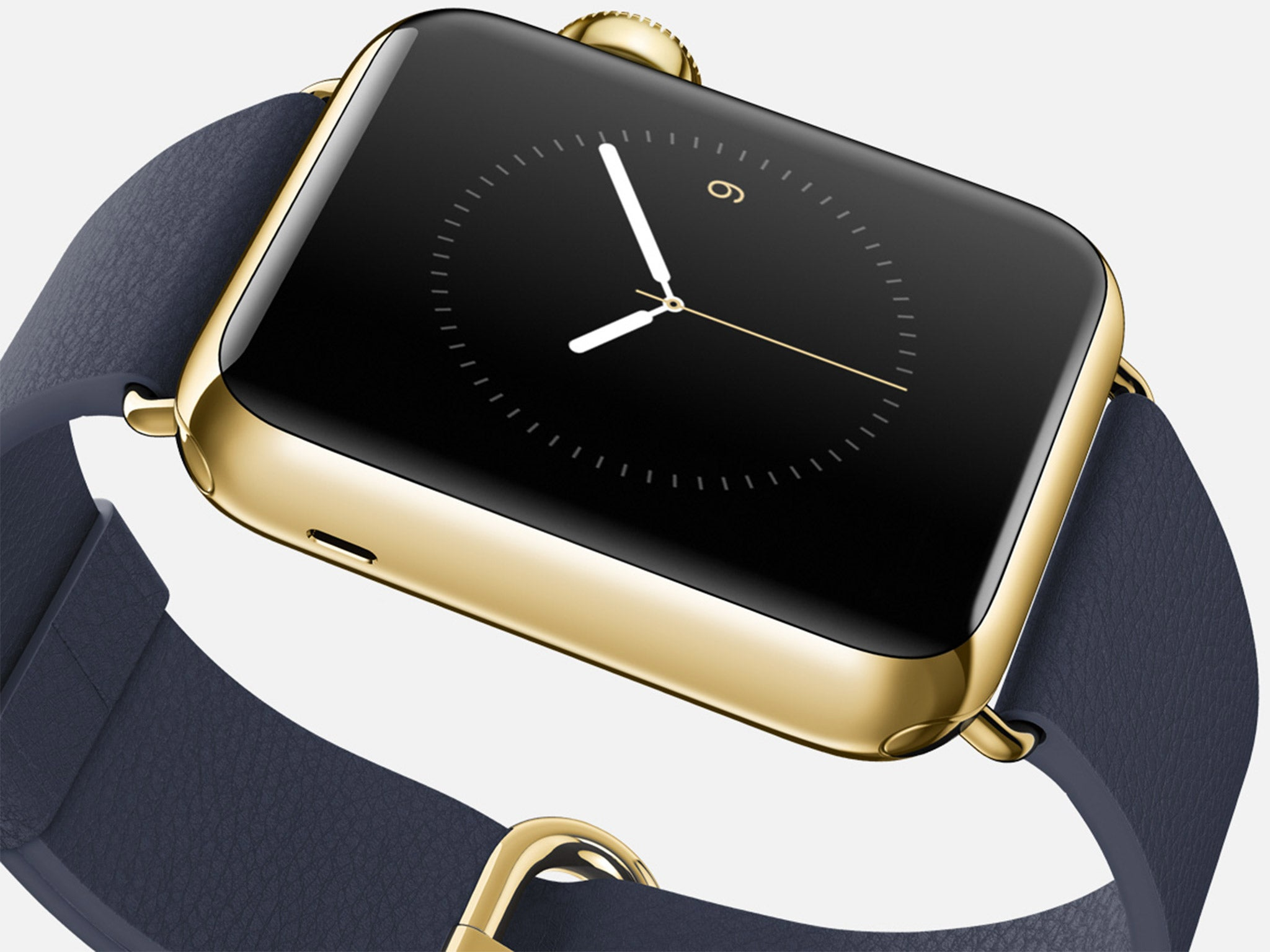Apple Watch Edition: £13,500 smartwatch already selling out