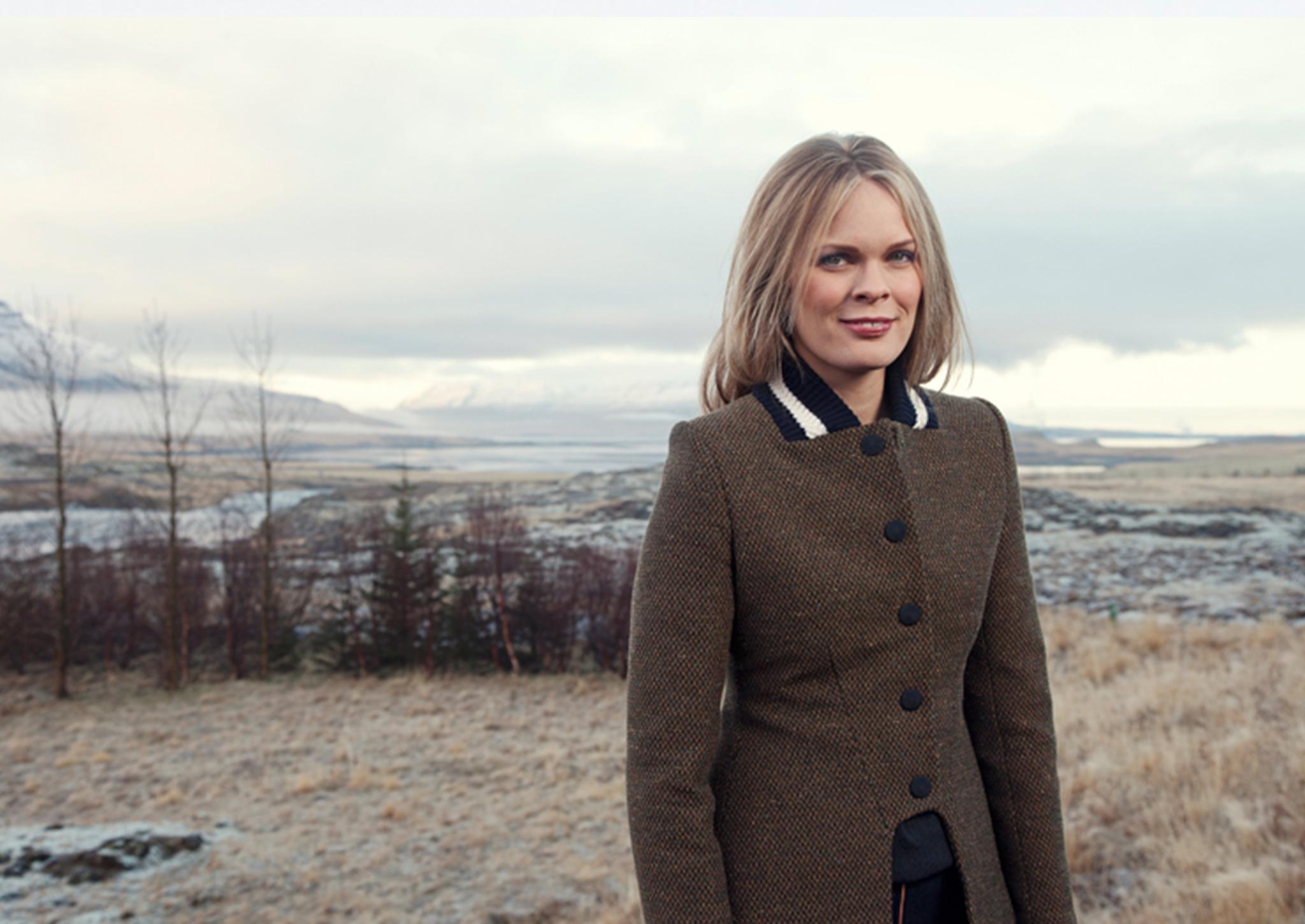 Big Breasted Icelandic Women