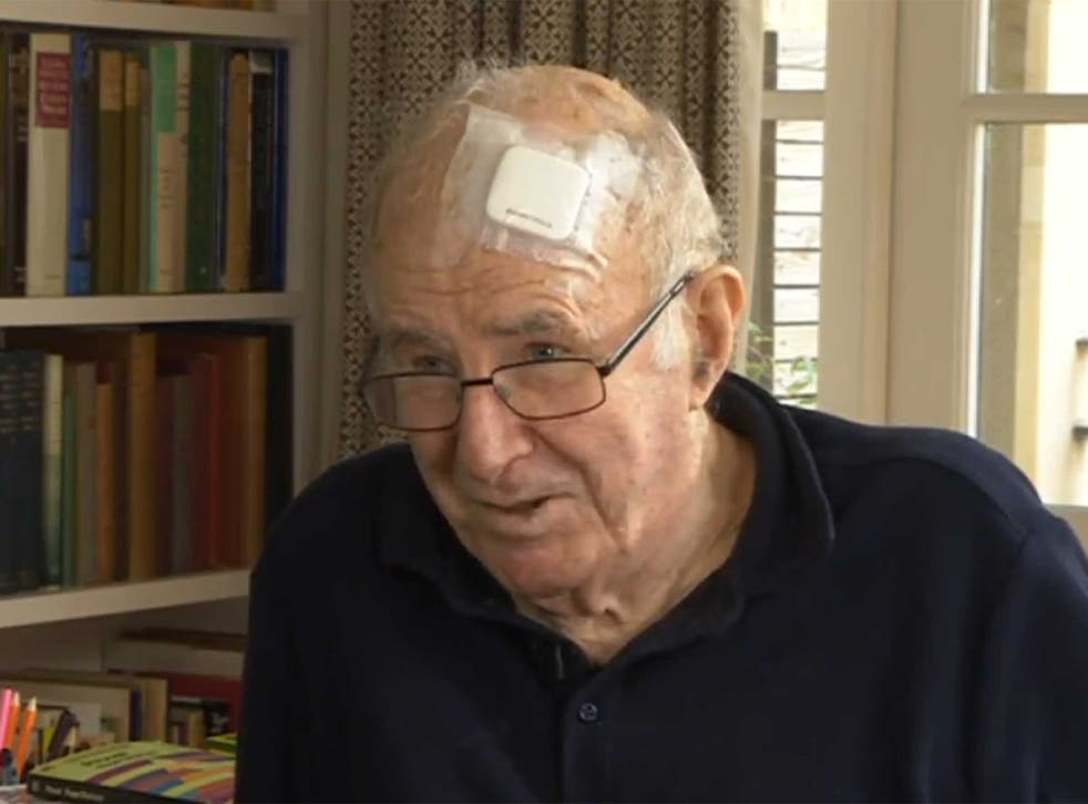 Clive James interviewed by BBC Breakfast
