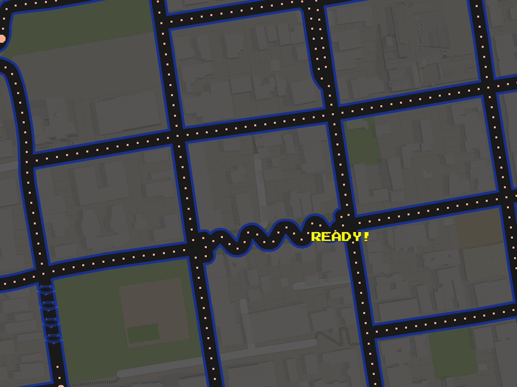 google maps pacman company offers chance to play arcade classic Google Maps Pacman Disable google maps pacman company offers chance to play arcade classic on streets around the world the independent google maps pacman disabled