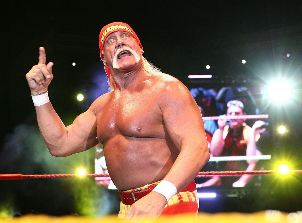 Hulk Hogan is keen to get involved