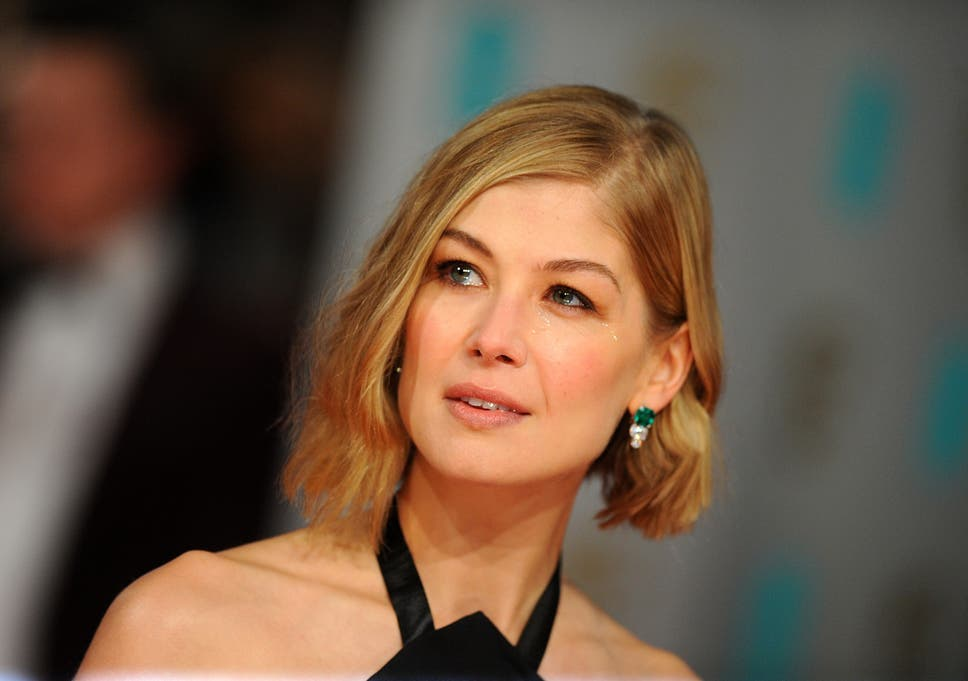 Ed Miliband Wants Rosamund Pike To Be The First Female James Bond