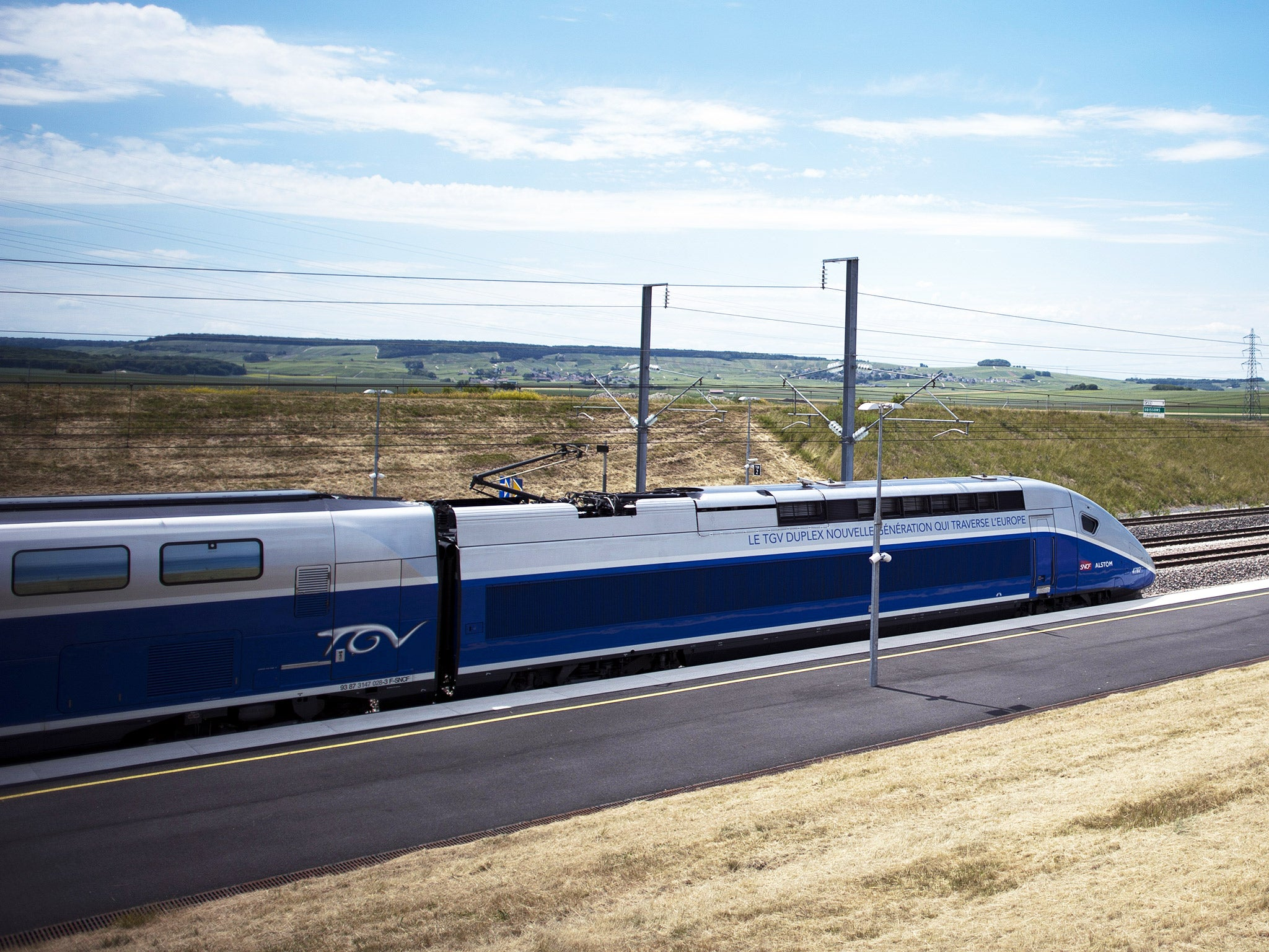 France rejects tgv extension plans which could be bad for Cocktail tgv