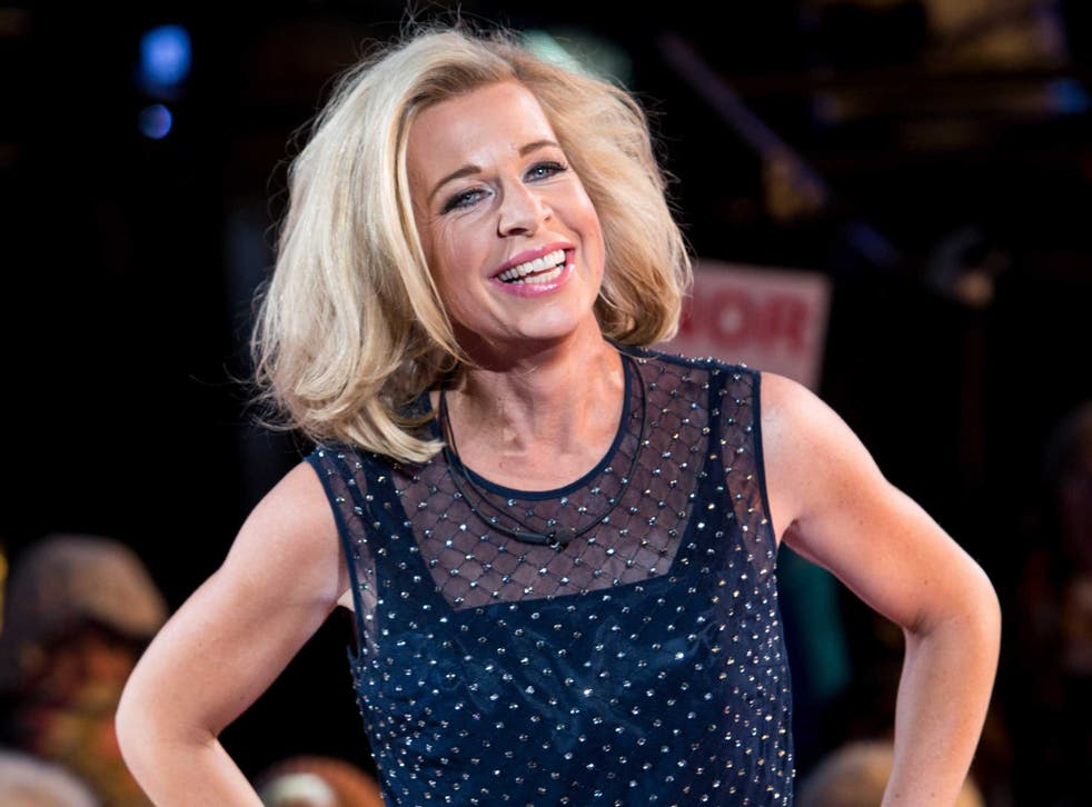 Katie Hopkins makes a living out of courting controversy