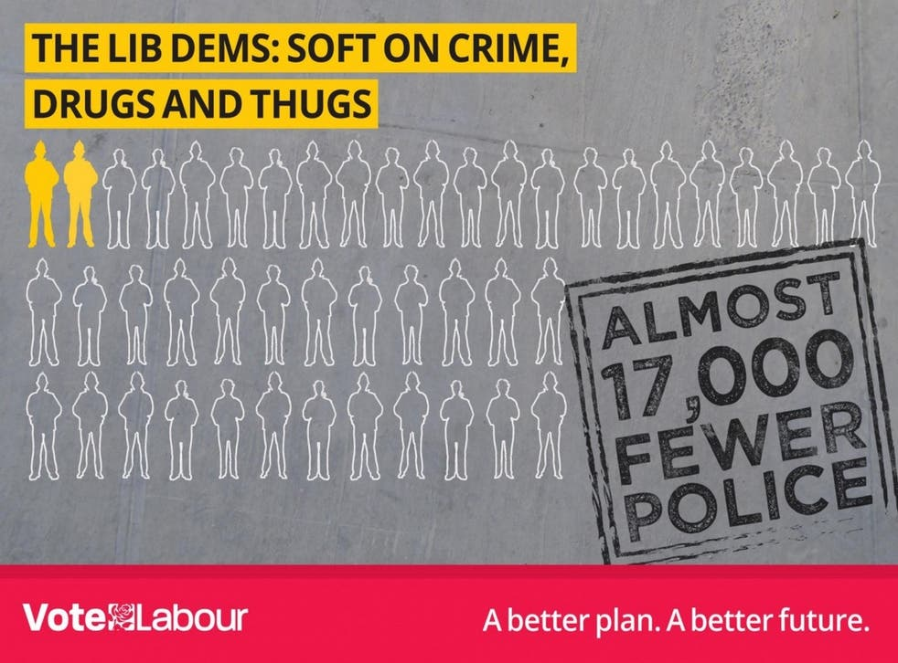 The Labour advert