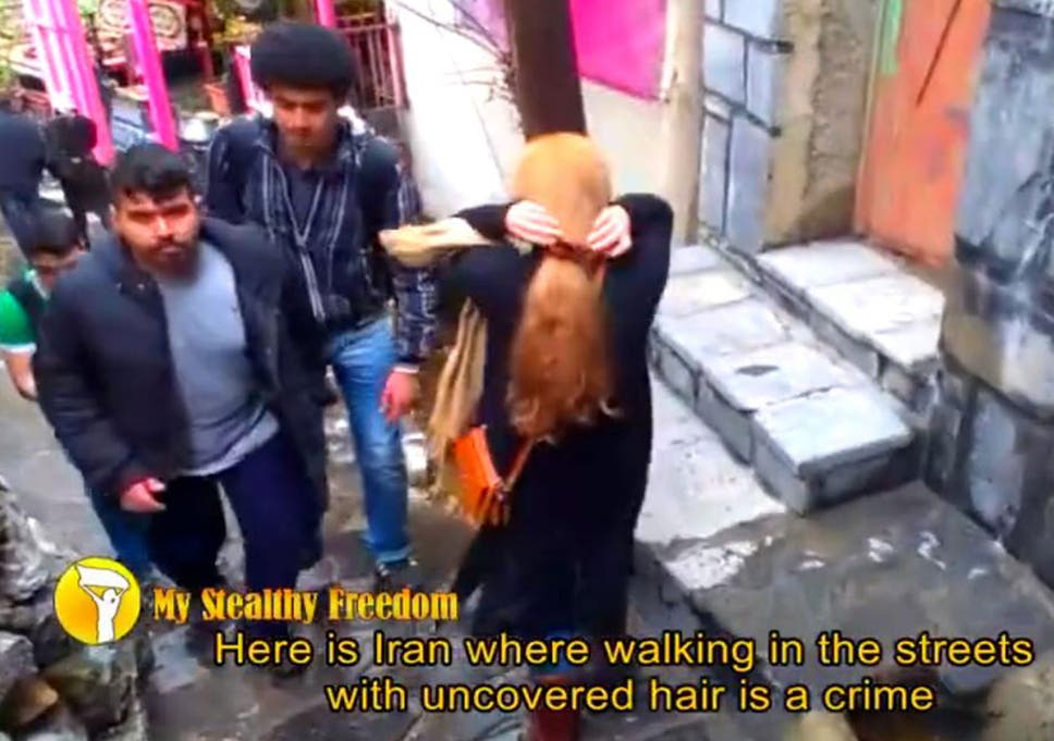 My Stealthy Freedom: Women in Iran step up hijab campaign by filming