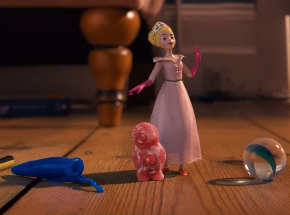 A still from The Chokeables
