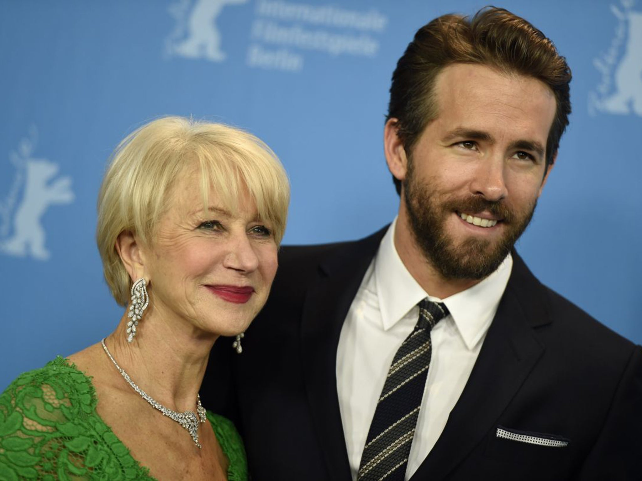 Ryan Reynolds Interview Actor Is Branching Out With Nazi Art Theft