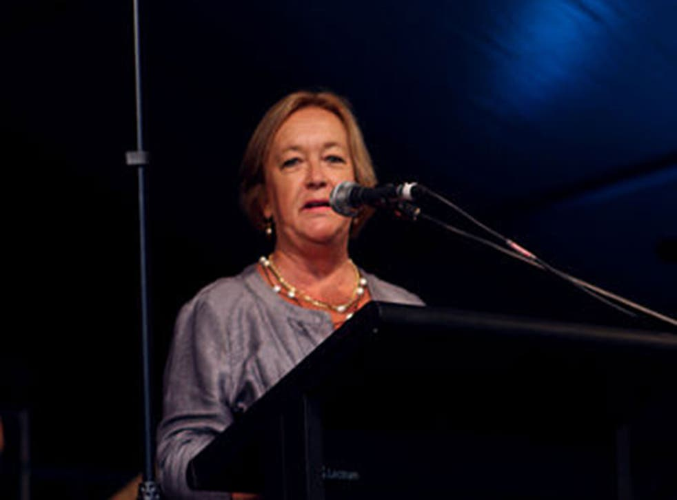 Education Minister Joy Burch said the structure had been in the classroom between 10 March and 27 March